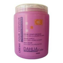 Dahlia Color Masque aloe vera et beurre de karite C3 1000ml