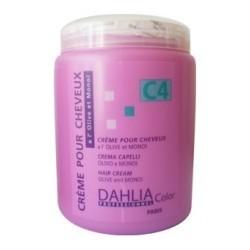 Dahlia Color Masque démélant huile d'olive et monoi C4 1000ml