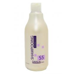 Dahlia Color Shampoing cheveux lisse S5 500ml