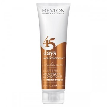 Revlon Professional Revlonissimo 45 Days Total Color Care Intense Coppers 275ml