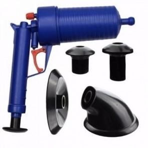 DébouchePlus - Pistolet Déboucheur à Air Comprimé Universel