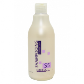 Dahlia Color Shampoing cheveux lisse S5 500ml