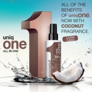 Revlon Professional Uniq One All In One Hair Treatment  Edition Limitée Coconut 150ml